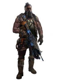 Oscar Diaz - Gears of War 4
