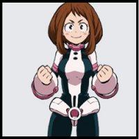 Ochako Uraraka - My Hero Academia 2 Heroes