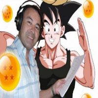 Gokú - Dragón Ball (Mario Castañeda Improvisa tu mensaje)