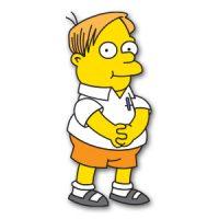 Martin Prince - Los Simpsons