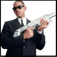 Will Smith - Agente J - Men in Black (Juan Carralero)