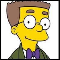 Smithers - Los Simpsons