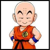 Krilin - Dragon Ball