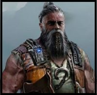 Oscar Diaz - Gears of War 4