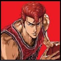 Hanamichi Sakuragi - Slam Dunk