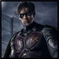 Dick Grayson (Robin) - Titans