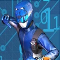 Ravi Shaw / Ranger Azul - Power Rangers: Beast Morphers