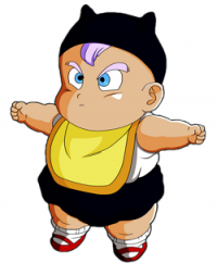 Trunks Bebé - Dragon Ball