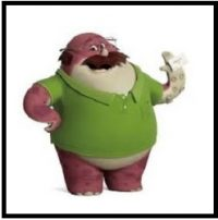 Don Carlton - Monsters University (Carlos del Campo)