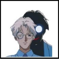 Profesor Souichi - Sailor Moon S