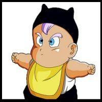 Trunks Bebé - Dragon Ball