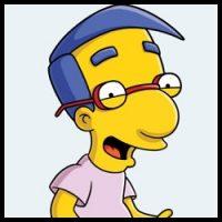 Milhouse - Los Simpsons