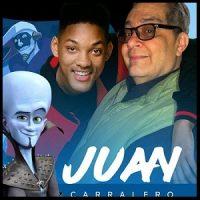 Curso de Iniciacion al Doblaje con Juan Carralero!