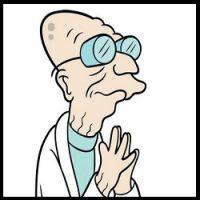 Prof. Hubert Farnsworth