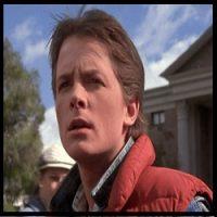 Marty McFly - Volver al Futuro