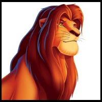 Simba - EL Rey León