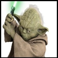 Maestro Yoda - Star Wars