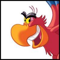 Iago - Aladdin (Hector Lee)