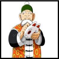 Abuelo Son Gohan (Jorge Roig)