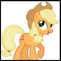 Applejack-My Little Pony