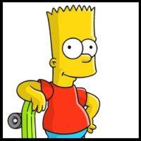 Bart Simpson (Claudia Motta)