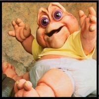 Bebé Sinclair - Dinosaurios (M.F. Morales)