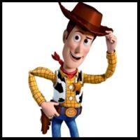 Woody – Toy Story 1 y 2 (Carlos Segundo)