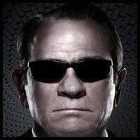 Agente K - Men in Black (Blas García)