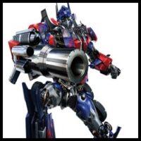 Optimus Prime - Transformers (Blas García)