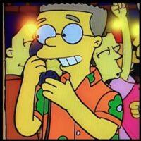 Smithers - habla por teléfono
