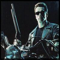 Terminator - Arnold Schwarzenegger (Blas García)