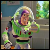 Buzz Lightyear - Habla por teléfono