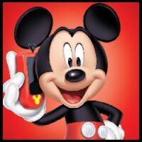 Mickey - habla por teléfono (Ruben Cerda)