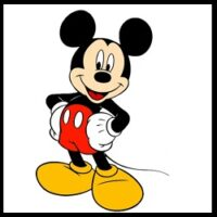 Mickey Mouse (Arturo Mercado Jr)