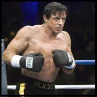 Rocky - Sylvester Stallone (Blas García)