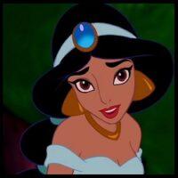 Princesa Jasmine - Aladdin (Maggie Vera)