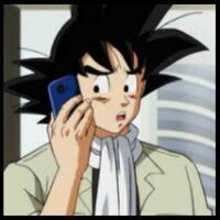 Goku – HABLA POR TELÉFONO (Mario Castañeda)