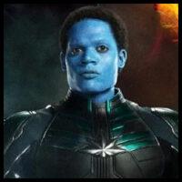 Att-lass - Capitana Marvel (Alberto Bernal)