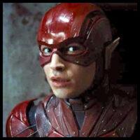 Flash (Ezra Miller) - Crisis en Tierras Infinitas (Alberto Bernal)