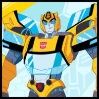 Bumbleblee - Transformers: Cyberverse (Alberto Bernal)