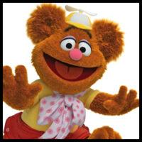 Frozzie - Muppet Babies (Arturo Mercado Jr.)