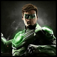 Hal Jordan (Arturo Mercado Jr.)