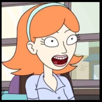 Jessica (Rick y Morty) - Giannina Jurado