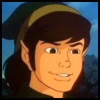 Link - La Leyenda de Zelda (Jorge Roig Jr.)