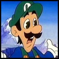 Luigi - El Show de Mario Bros (Ricardo Hill)