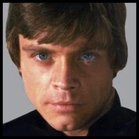 Luke SkyWalker - Ep 4 y 5 (Salvador Najar)