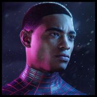 Miles Morales - Spiderman Juego (Alberto Bernal)