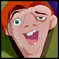 Quasimodo - Jorobado de Notre Dame (Jorge Roig Jr.)