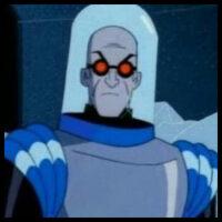 Señor Frio - Batman Serie Animada (Rubén Leon)