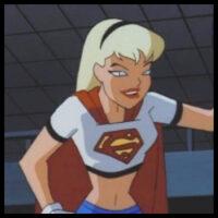 Supergirl (Liga de La Justicia Ilimitada) - Giannina Jurado
